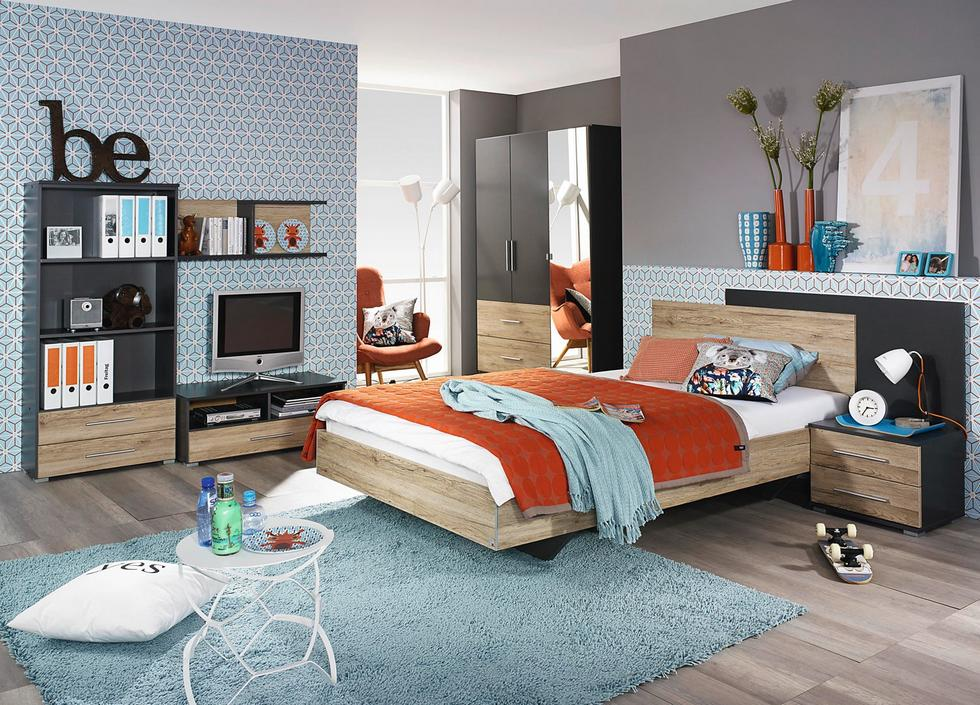 chambre chroom fabrication allemande le censini. Black Bedroom Furniture Sets. Home Design Ideas